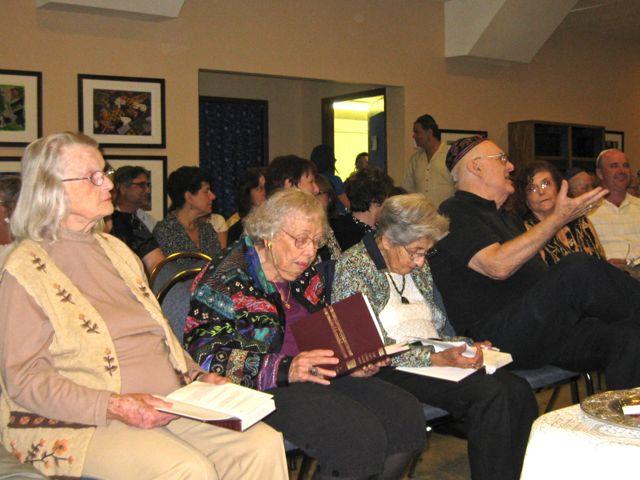 prayerful group